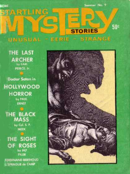 Startling Mystery Stories - 1968
