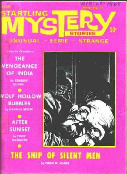 Startling Mystery Stories - Winter 1968