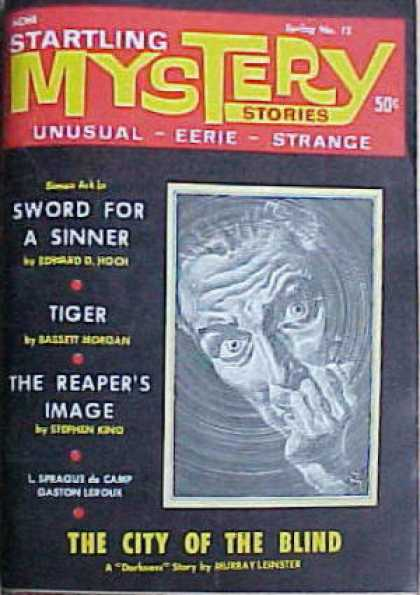Startling Mystery Stories - 2/1969