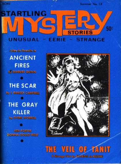 Startling Mystery Stories - 3/1969