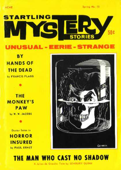 Startling Mystery Stories - 5/1970
