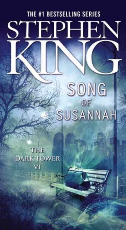 Stephen King Books - Song of Susannah (The Dark Tower, Book 6)