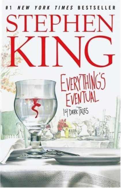 Stephen King Books - Everything's Eventual: 14 Dark Tales