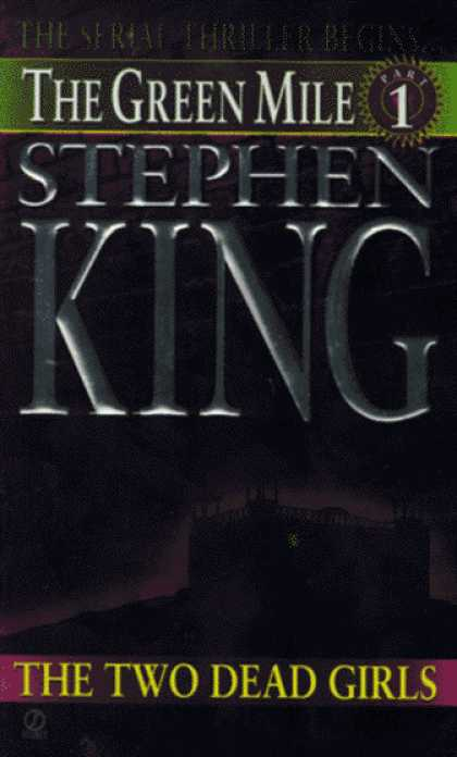 Stephen King Books - The Two Dead Girls (Green Mile Series)
