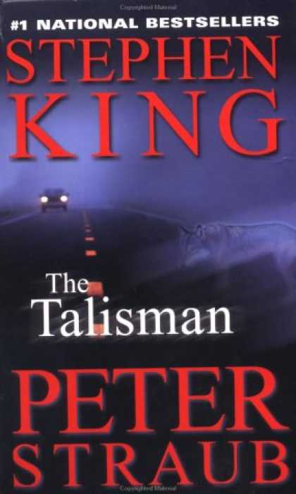 Stephen King Books - Stephen King Black House & The Talisman