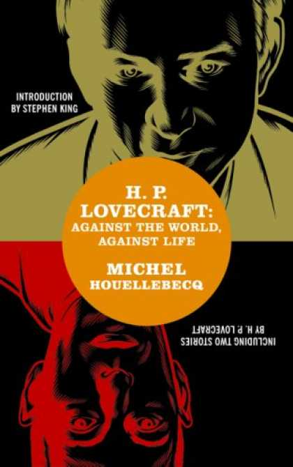 Stephen King Books - H. P. Lovecraft: Against the World, Against Life