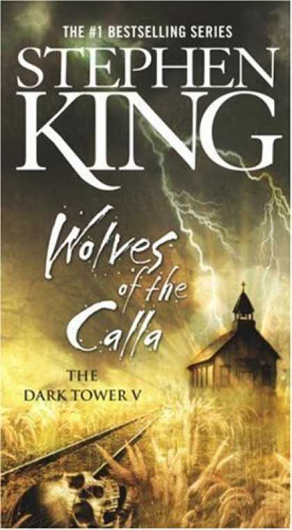 Stephen King Books - Wolves of the Calla (The Dark Tower, Book 5)
