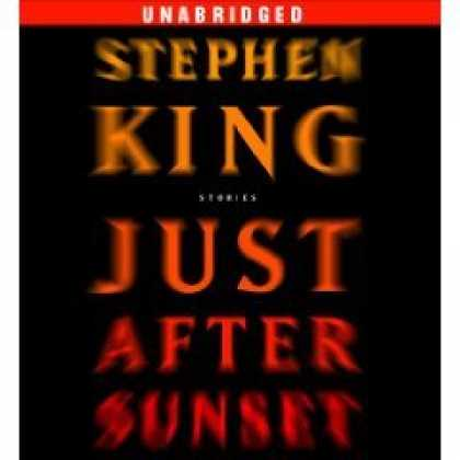 Stephen King Books - Just After Sunset: Stories [AUDIOBOOK] [UNABRIDGED]