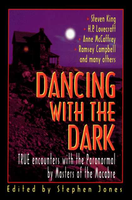 Stephen King Books - Dancing with the Dark: True Encounters with the Paranormal by Masters of the Mac