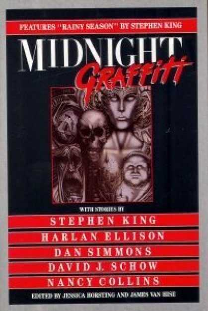 Stephen King Books - Midnight Graffiti