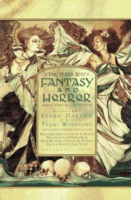 Stephen King Books - The Year's Best Fantasy and Horror: Ninth Annual Collection (No.9)