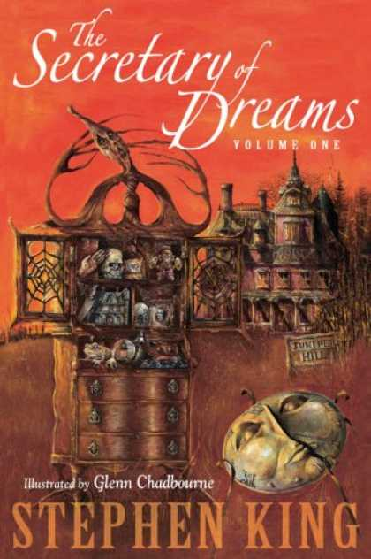 Stephen King Books - The Secretary of Dreams