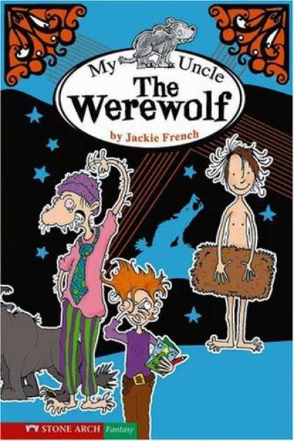 Stephen King Books - My Uncle the Werewolf (Funny Families)