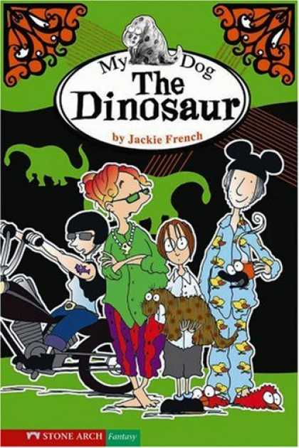 Stephen King Books - My Dog the Dinosaur (Funny Families)