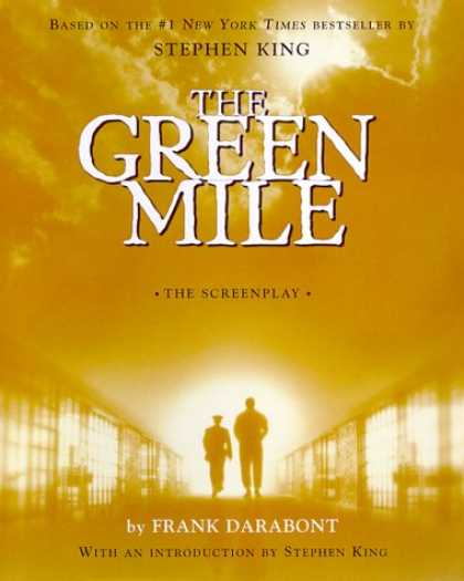 Stephen King Books - The Green Mile: The Screenplay