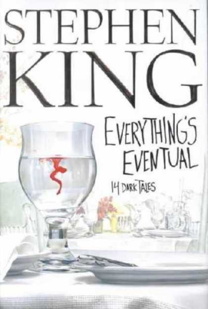 Stephen King Books - Everything's Eventual