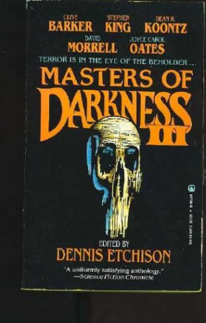 Stephen King Books - Masters of Darkness III