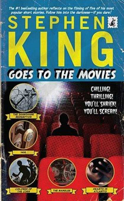 Stephen King Books - Stephen King Goes to the Movies [STEPHEN KING GOES TO THE -M/TV] [Mass Market Pa