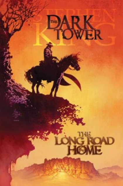 Stephen King Books - The Dark Tower the Long Road Home Exclusive Edition (dark tower: The long road h