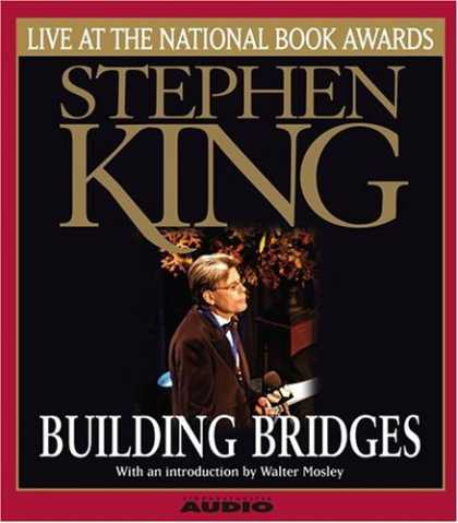 Stephen King Books - Building Bridges: Stephen King Live at the National Book Awards