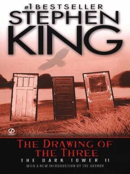 Stephen King Books - The Drawing of the Three [The Dark Tower II]