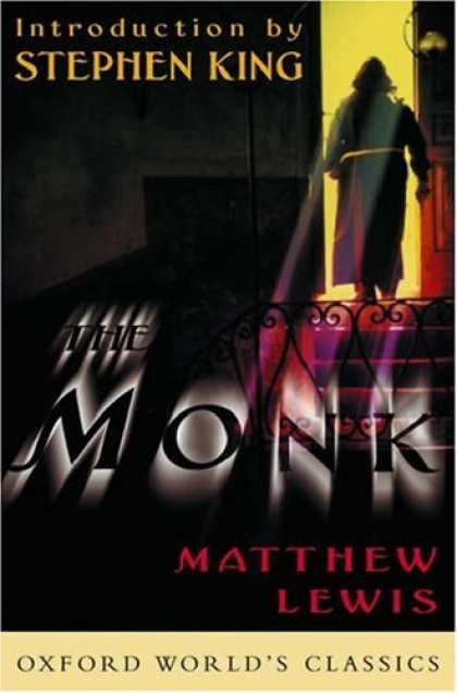 Stephen King Books - The Monk (Oxford World's Classics)