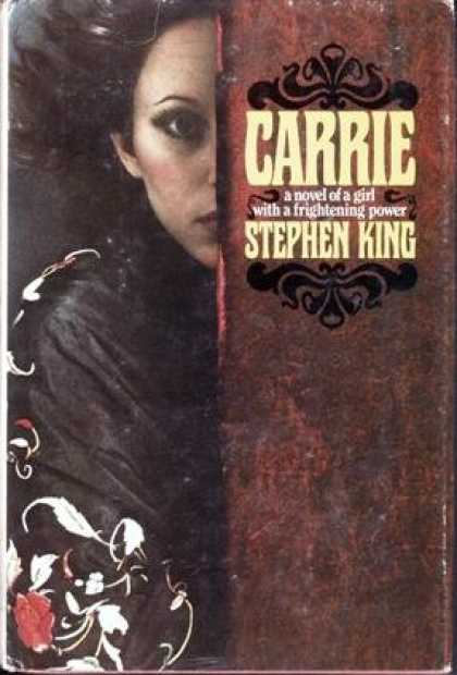 Stephen King Books - Carrie: A Novel of a Girl with a Frightening Power