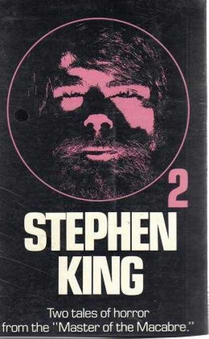 Stephen King Books - Stephen King 2 : Two Tales of Horror from the Master of the Macabre - Christine