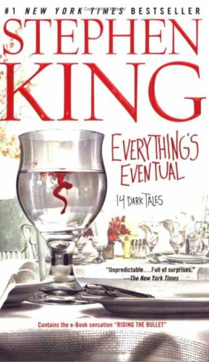 Stephen King Books - Everything's Eventual : 14 Dark Tales