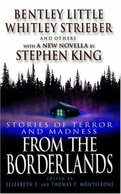 Stephen King Books - From the Borderlands: Stories of Terror and Madness