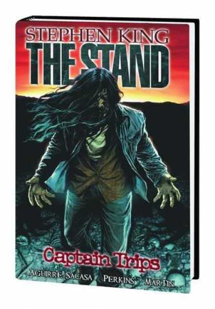 Stephen King Books - Stephen King The Stand vol 1 Captain Trips HC