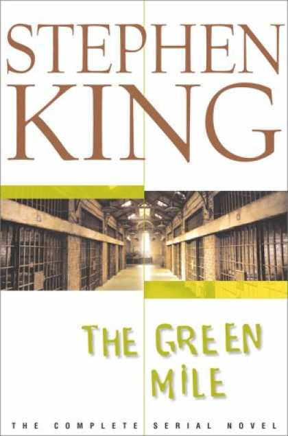 Stephen King Books - The Green Mile : The Complete Serial Novel