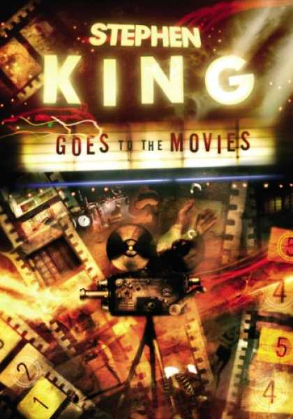 Stephen King Books - Stephen King Goes to the Movies