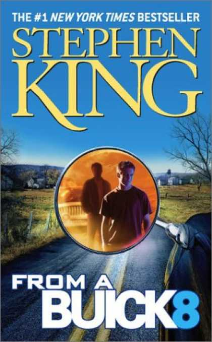 Stephen King Books - From a Buick 8