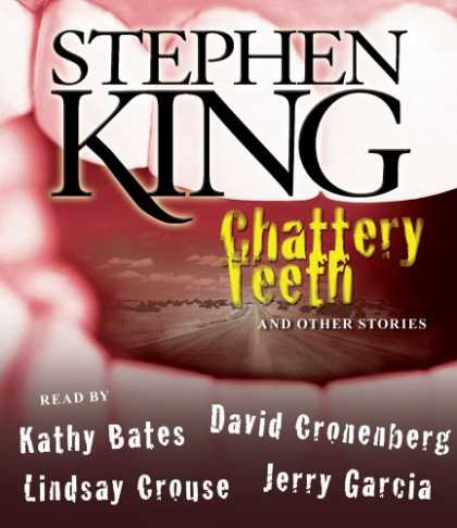 Stephen King Books - Chattery Teeth: And Other Stories