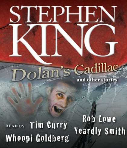 Stephen King Books - Dolan's Cadillac: And Other Stories