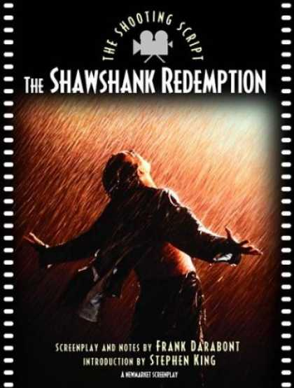 Stephen King Books - The Shawshank Redemption: The Shooting Script (Newmarket Shooting Script Series)
