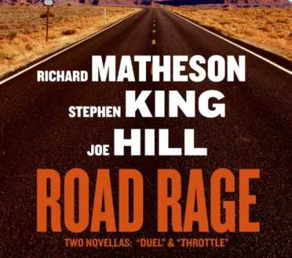 "Stephen King Books - Road Rage CD: Includes 'Duel"" and ""Throttle"""