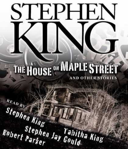 Stephen King Books - The House on Maple Street: And Other Stories