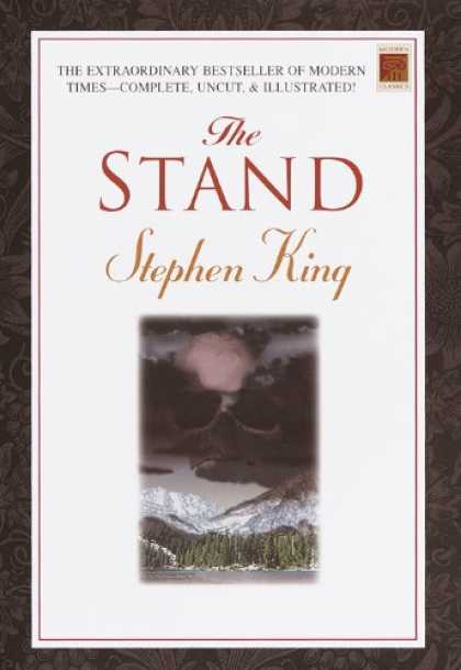 Stephen King Books - The Stand