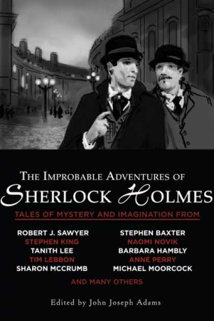 Stephen King Books - The Improbable Adventures of Sherlock Holmes