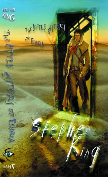 Stephen King Books - The Little Sisters of Eluria