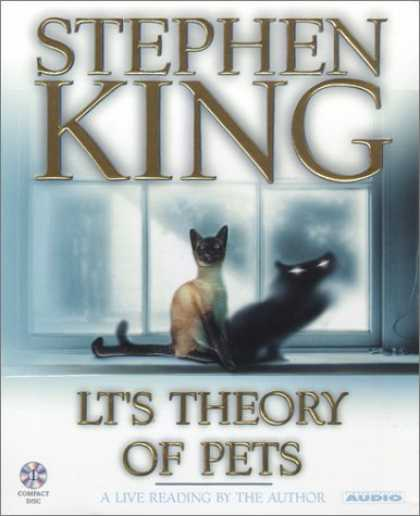 Stephen King Books - LT's Theory of Pets