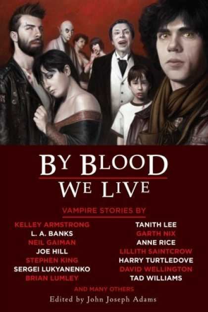 Stephen King Books - By Blood We Live