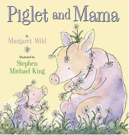 Stephen King Books - Piglet and Mama