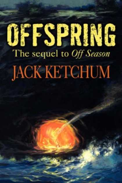 Stephen King Books - Offspring: The Sequel to Off Season