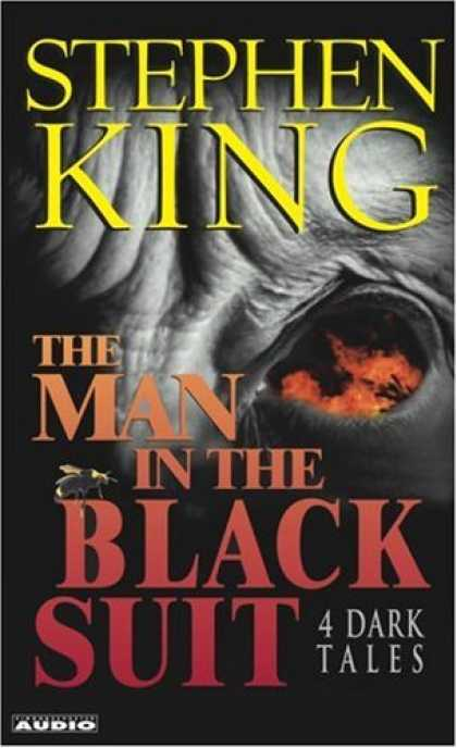 Stephen King Books - The Man in the Black Suit : 4 Dark Tales