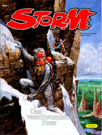 Storm - Storm - Don Lawrence (Ehapa)