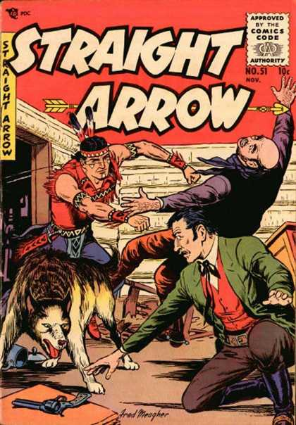 Straight Arrow 51