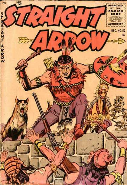 Straight Arrow 52